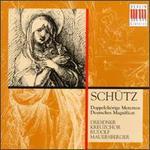 Heinrich Schntz: Doppelch�rige Motetten