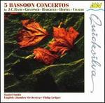 5 Bassoon Concertos