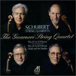 Schubert: String Quartet No. 13 in a Minor, & No. 14 in D Minor