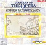 Masters of the Opera, Vol. 6: 1843-1850
