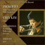 Sergei Prokofiev: Violin Concerto No. 2 & Violin Sonata No. 2