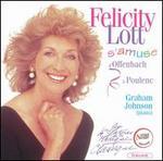 Felicity Lott s'amuse d'Offenbach a Poulenc