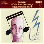 Special Opus 3 Label 20th Anniversary Celebration Disc