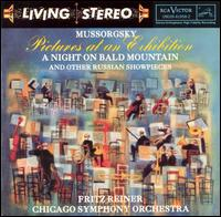 Mussorgsky: Pictures at an Exhibition - Chicago Symphony Orchestra; Fritz Reiner (conductor)