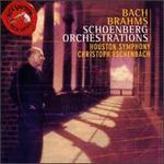 Brahms: Piano Quartet/Bach: Pr?ludium Und Fugue,BWV.552/Chorale Prelude Nos. BWV.654 & 631