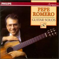 Guitar Solos - Celin Romero (guitar); Pepe Romero (guitar)