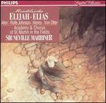 Mendelssohn-Elijah / T. Allen Rolfe Johnson Y. Kenny Von Otter Marriner