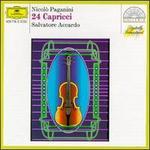 Niccol= Paganini: 24 Capricci For Solo Violin Op. 1