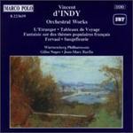 Sigismondo d'Indy: Orchestral Works