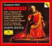 Verdi: Nabucco - Evgeny Nesterenko (vocals); Ghena Dimitrova (soprano); Kurt Rydl (vocals); Lucia Popp (soprano);...