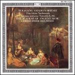 Mozart: Eine kleine Nachtmusik; Serenata notturna; Notturno, K. 286