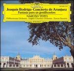 Rodrigo: Concierto de Aranjuez; Fantasfa para un gentilhombre