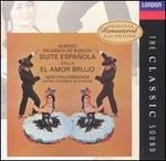 De Falla: El amor brujo; Granados: Intermezzo from Goyescas; Alb�niz: Suite espa�ola
