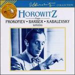 Horowitz Plays Prokofiev, Barber, Kabalevsky Sonatas