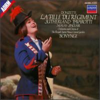 Donizetti: La Fille du R�giment - Alan Joanes (vocals); Edith Coates (vocals); Eric Garrett (vocals); Joan Sutherland (vocals); Jules Bruy�re (vocals);...