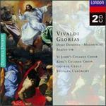 Vivaldi: Glorias; Dixit Dominus; Magnificat; Beatus vir