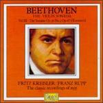 Beethoven: the Violin Sonatas, Vol. 3-Sonata No. 8 in G Minor, Op. 30, No. 3 / Sonata No. 9 in a Major, Op. 47-Kreutzer