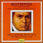 Beethoven: Violin Sonatas III