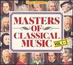 Masters of Classical Music, Vols. 1-5