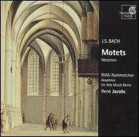 Bach: Motets - Bernarda Fink (alto); Gerd T�rk (tenor); Maria Cristina Kiehr (soprano); Peter Kooij (bass); Sibylla Rubens (soprano);...