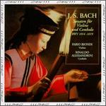 Bach: Sonatas for Violin and Harpsichord