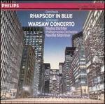 Gershwin: Rhapsody in Blue; Addinsell: Warsaw Concerto
