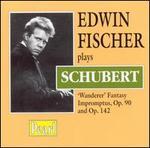 Edwin Fischer plays Schubert