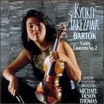 Bart�k: Violin Concerto No. 2