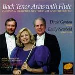 Bach Tenor Arias with Flute