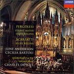 Giovanni Battista Pergolesi: Stabat Mater; Salve Regina; Alessandro Scarlatti: Salve Regina