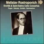 Dvor�k, Saint-Sa�ns: Cello Concertos