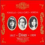 Divas: 1917-1937