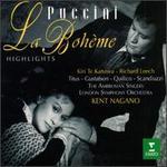 Puccini: La Bohème-Highlights