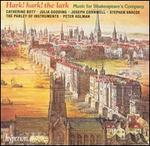 "Baroque Music for Shakespeare's Company ""Hark! Hark! the Lark "" / Holman"