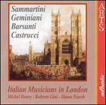 Italian Musicians in London