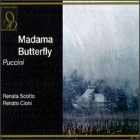 Puccini: Madama Butterfly - Alberto Rinaldi (vocals); Franca Mattiucci (vocals); Franco Ricciardi (vocals); Luciana Palombi (vocals);...