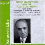 Koussevitzky Conducts Beethoven