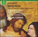DuruflT: Requiem; 4 Motets on Gregorian Themes