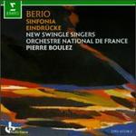 Luciano Berio: Sinfonia; Eindr�cke