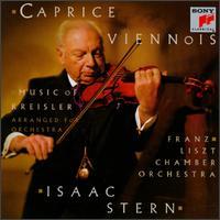Fritz Kreisler: Caprice viennois - Isaac Stern (violin); Franz Liszt Chamber Orchestra