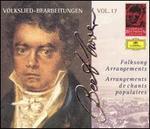 Beethoven: Volkslied - Bearbeitungen, Vol. 17 [Box Set]