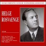 Helge Rosvaenge: Opera Arias