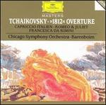 Tchaikovsky: 1812 Overture; Capriccio Italien; Romeo & Juliet; Francesca da Rimini
