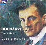 Dohn�nyi: Piano Music