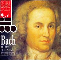 Bach: Flute Sonatas - Juraj Alexander (cello); Milos Jurkovic (flute); Zuzanna Ruzickova (harpsichord)