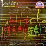 Jan�cek: Sinfonietta: Violin Concerto; The Danube; Schluck und Jau