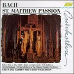 Bach: St. Matthew's Passion