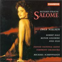 R. Strauss: Salome - Anders Jakobson (bass); Anja Silja (soprano); Bent Norup (baritone); Deon Van der Walt (tenor); Gert Henning-Jensen (tenor);...