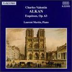 Alkan: Esquisses Op.63
