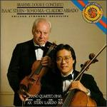 Brahms: Double Concerto / Piano Quartet No. 3, Opp. 60, 102